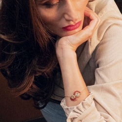 Bracelet Charmant - Rouge...