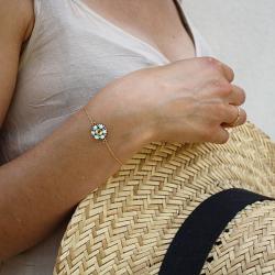 Bracelet Coquet Rio - Vert...