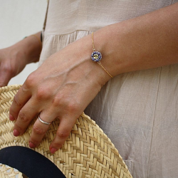 Bracelet Coquet Venise - Lilas