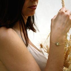 Bracelet Coquet Bali - Vert...