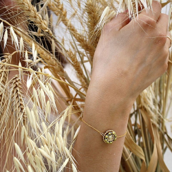 Bracelet Galant Bali - Vert...
