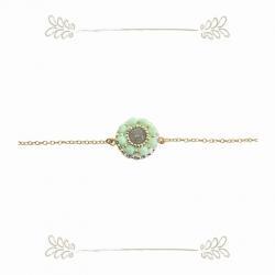 Bracelet Galant Mahé - Gris...